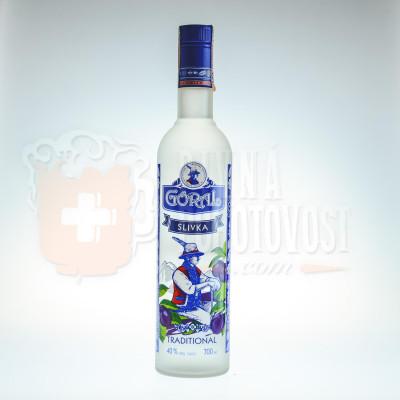 Goral Slivka 0,7l 40%