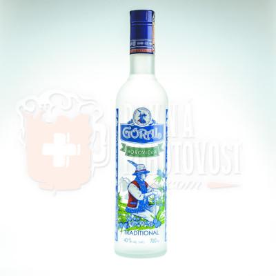Goral Borovička 0,7l 40%