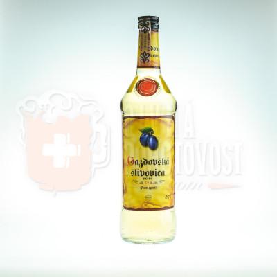 Gazdovská Slivovica extra 0,7l 52%
