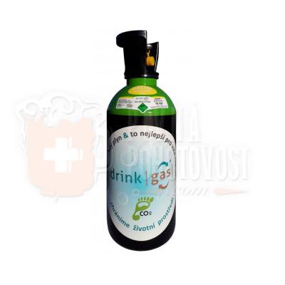 DrinkGas výčapný plyn Master 10L - náplň