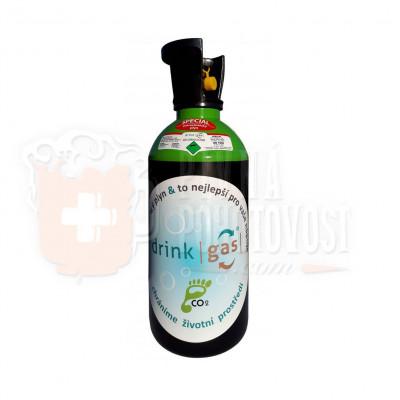 DrinkGas výčapný plyn Special 10L - náplň