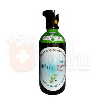 DrinkGas výčapný plyn Universal 10L - náplň