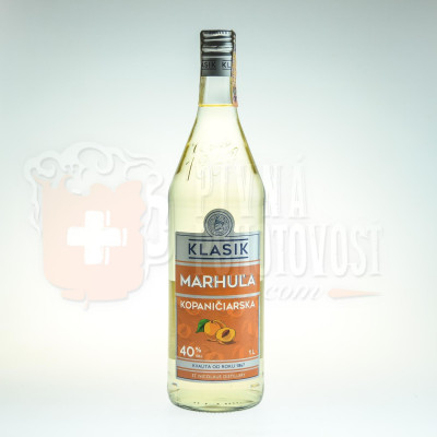 Kopaničiarska Marhuľa 1L