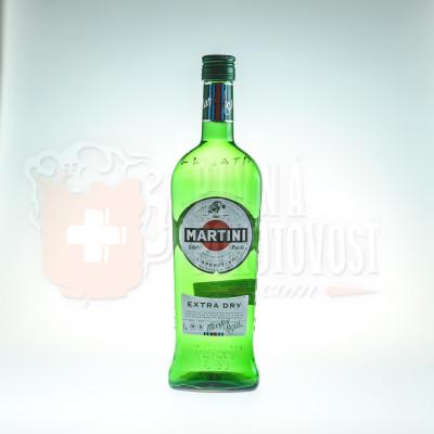 Martini Extra Dry 0,75l 18%