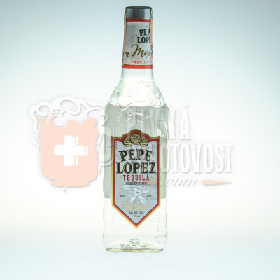 Pepe Lopez Tequila Silver 0,7l 40%