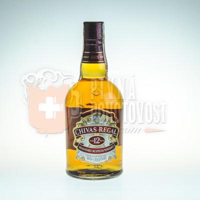 Chivas Regal 12r. whisky 0,7l 40%
