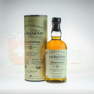 Balvenie 12r. whisky 0,7l 40%
