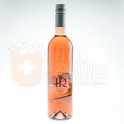 HR Winery Dunaj Rosé 2018 0,75l