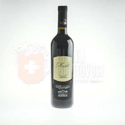 Barazza Merlot Colli Trevigiani IGT 0,75l