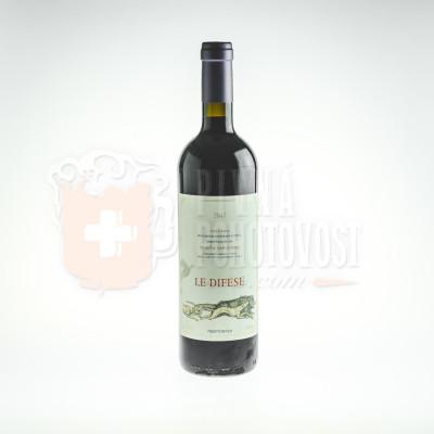 Le Difese Tenuta San Guido Toscana 2017 XXL 1,5L