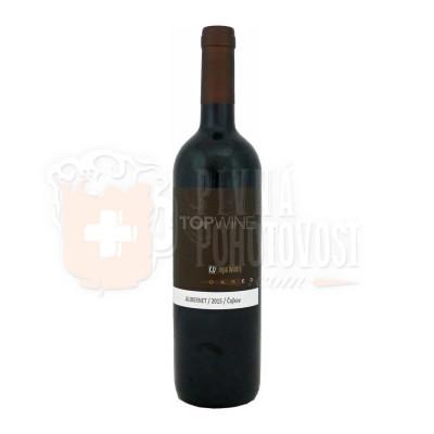 Repa Winery Alibernet /Čajkov  XXL 2015 1,5l