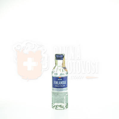 Finlandia Vodka Mini 0,05l 40%