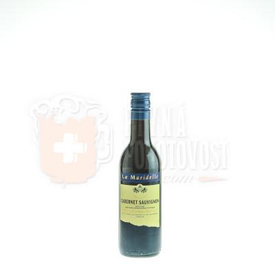 La Maridelle Cabernet Sauvignon Mini 0,187 l