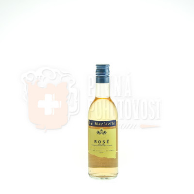 La Maridelle Rosé Mini 0,187 l