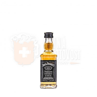 Jack Daniels Old No. 7 Mini 0,05l 40%