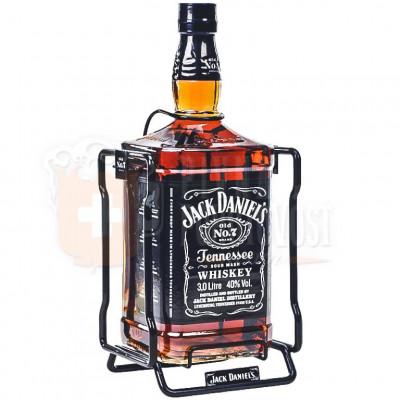 Jack Daniels Tenneessee Whiskey kolíska 3L 40%