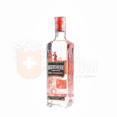 Beefeater London Pink Strawberry 0,7l 37,5%