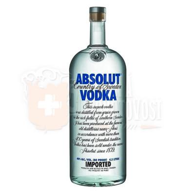 Absolut Vodka XXL 4,5L 40%