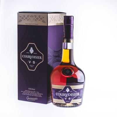 Courvoisier V.S., 0,7L, 40%