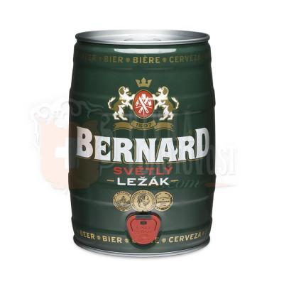 Bernard svetlý ležiak súdok 5 L
