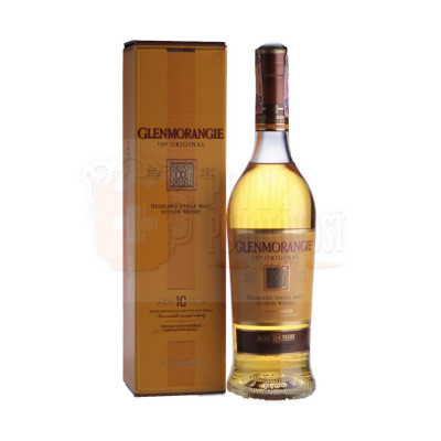 Glenmorangie Original 10 ročná whisky 0,7l 40%
