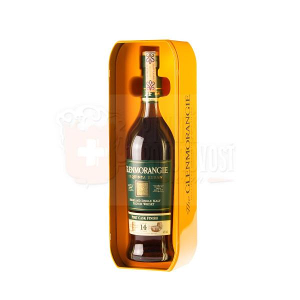 Glenmorangie Quinta Ruban 14YO 0,7l, 46%, Giraffe