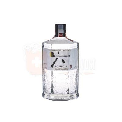 Roku Japanese Graft Gin 0,7l 43%