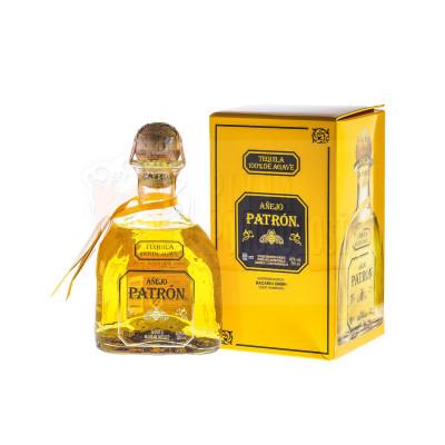 Patrón Anejo tequila 0,7l 40%