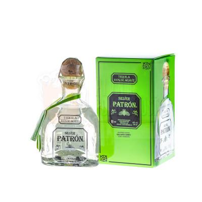Patrón Silver tequila 0,7l 40%