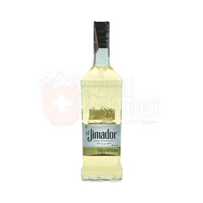 El Jimador Tequila REPOSADO 100% blue Agave, 0,7l 38%