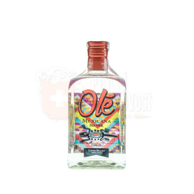 Olé Mexicana Silver Tequila 0,7l 38%