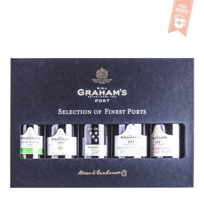 Graham´s Selection of Finest Ports 5 x 0,2l