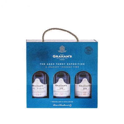 Graham´s Selection of Finest Ports 3 x 0,2l