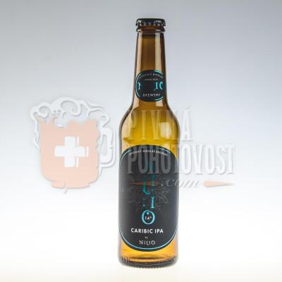 Nilio Beer Caribic IPA 6,0% 0,33l sklo