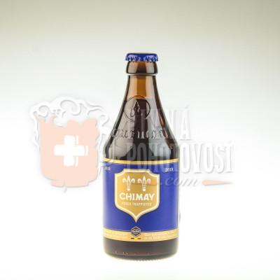 Chimay Bleu (0,33 l) 9,0 % sklo