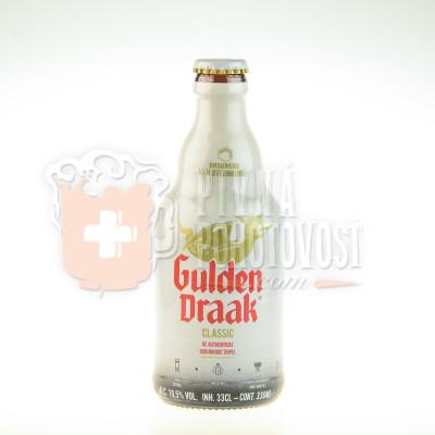 Gulden Draak 0.33l 10.5% sklo